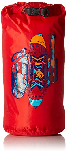 Outdoor Research Graphic Dry Sack Vert Fest 15l hot Sauce 2017 Gepäckordnung