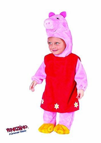 Imagen de disfraz cerdito pina vestido fiesta de carnaval fancy dress disfraces halloween cosplay veneziano party 50659 size 3 6
