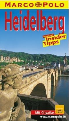 Image of Heidelberg. Marco Polo Reiseführer. Reisen mit Insider- Tips