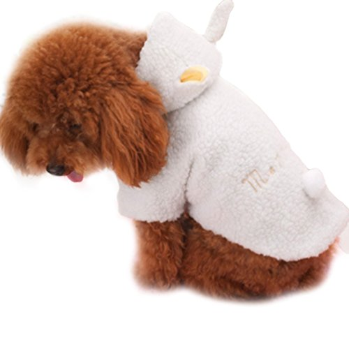 Zoom IMG-1 lvrao cucciolo cani costume natale