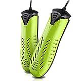 IBalody 20 Watt Elektro-Schuhtrockner 220 V Dual Core Hetaer Sterilisation Trockner für Schuh Boot Handschuh