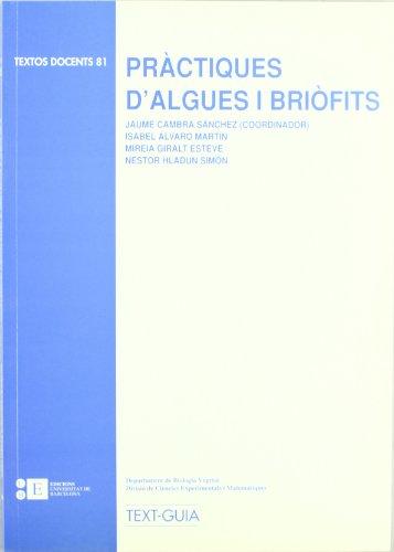 Practiques D'Algues I Briofits por Mirèia Giralt Esteve