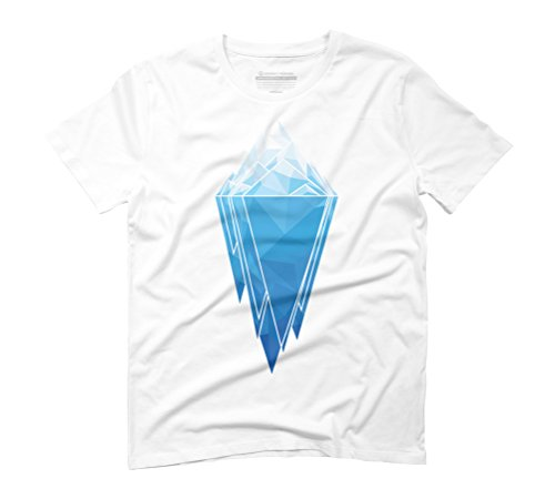 Antarctica Men's Graphic T-Shirt - Design By Humans White
