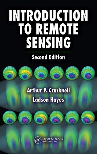 Introduction to Remote Sensing (English Edition) -
