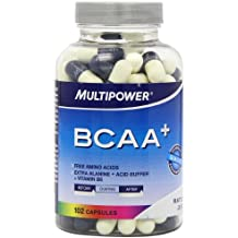 Multipower BCAA Aminoácidos ramificados - 102 Cápsulas