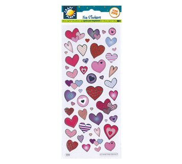 fun-stickers-love-hearts