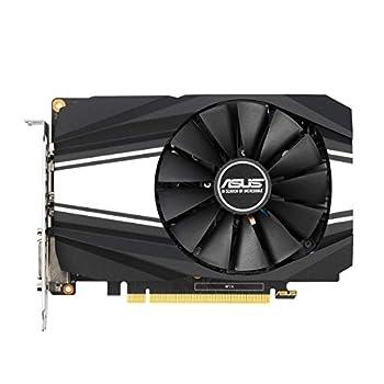 ASUS Phoenix GeForce GTX 1660 Super OC Edition 6 GB GDDR6, Scheda Video Gaming, Dissipatore Monoventola WingBlade per HTPC e Tecnologia Auto-Extreme
