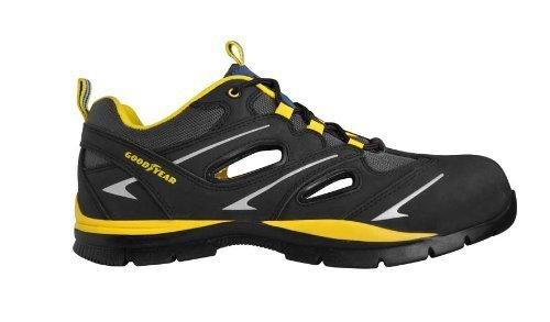 GOODYEAR  Severn S3, Chaussures de sécurité pour homme Noir - Noir