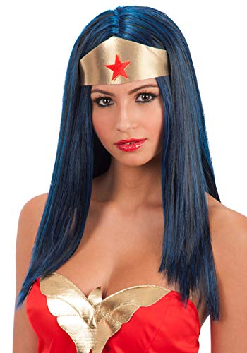 Carnival Toys 2314: Parrucca Super Woman In Val. Merchandising Ufficiale