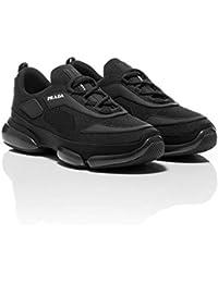 c60be5e6d6 Prada - Zapatillas de Lona para Hombre Negro Negro