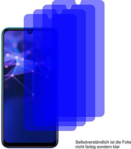 4X ANTIREFLEX matt Schutzfolie für Huawei P Smart 2019 Displayschutzfolie Bildschirmschutzfolie Schutzhülle Displayschutz Displayfolie Folie