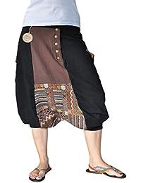 bonzaai sarouel femme mode hippie pantalon de yoga Jenseits