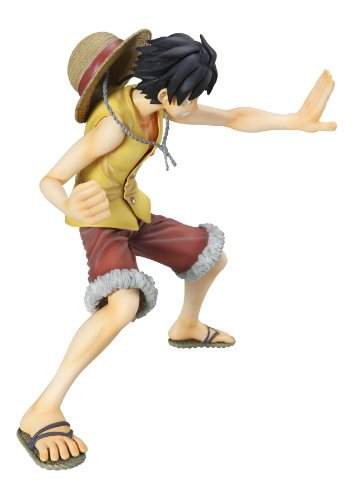 One Piece: Excellent Model P.O.P Neo DX Monkey D. Luffy Figure 1/8 Scale [Toy] (japan import) 6
