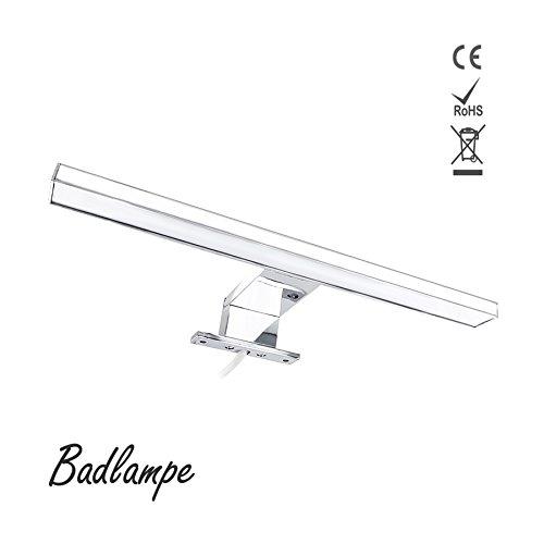 Installieren Bad Eitelkeit Licht (1819 LED Spiegelleuchte Schranklampe Badlampe Badleuchte Wandleuchte Wandlampe Spiegellampe Beleuchtung AC 110-240V Tageslicht Weiß Licht)