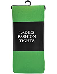Tights. Ladies Green