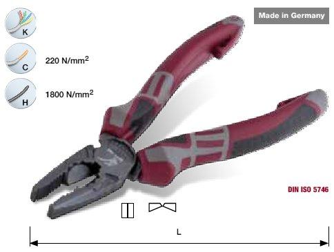 Kraftwerk – Pince Universelle HIGHTECH3C KRAFTWERK 165mm pas cher