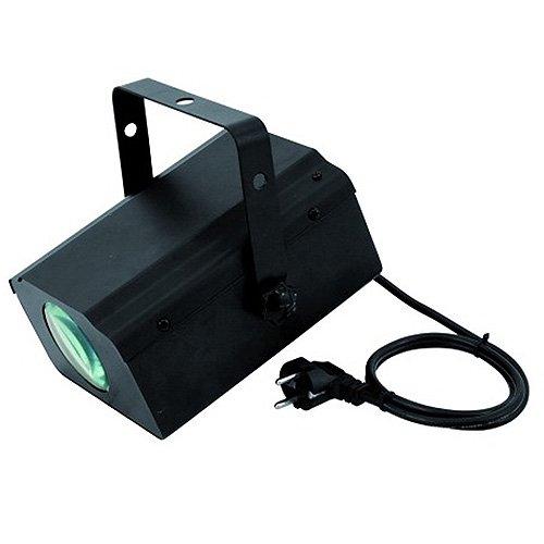 Eurolite LED FE-19 Flowereffekt | Lichteffekt für Ihren Partyraum | Strahleneffekt mit eingebautem Mikrofon zur Musiksteuerung