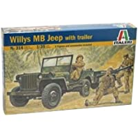 Italeri 0314S  - Willys Jeep