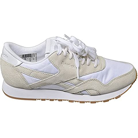 Reebok CL Nylon affiliates Kit – White/chalk/Gum
