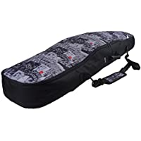135cm KIDS CHILDREN SMALL SNOWBOARD BAG holdall rucksack backpack Luggage