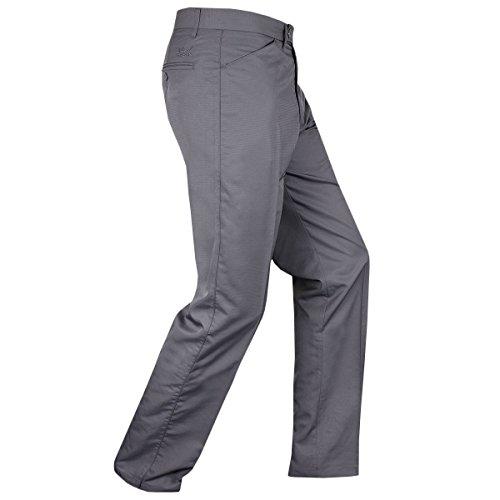 Island Green 4 Pocket Tapered Regular Leg Pantalon Homme,...