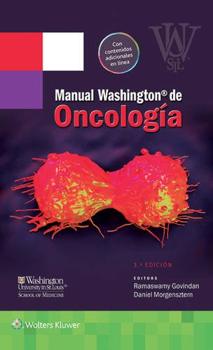 Manual Washington de oncología