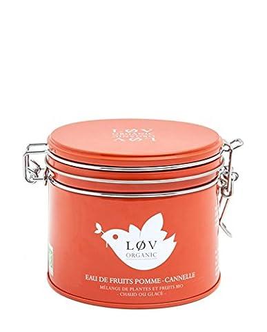 Løv Organic Tea - Apple/Cinnamon 100g