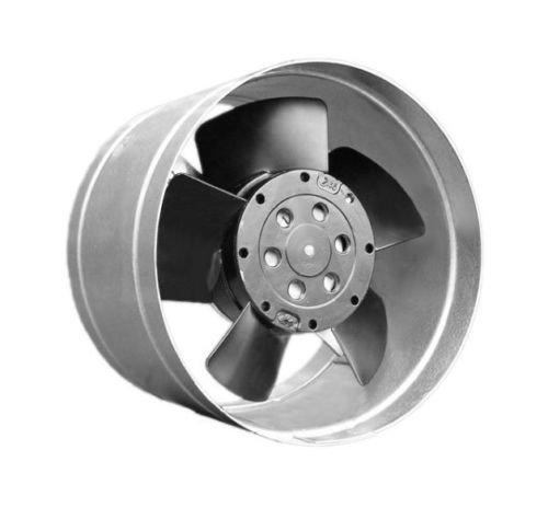 Pequeño ventilador metálico para horno, con canal distribuidor de aire caliente máx....
