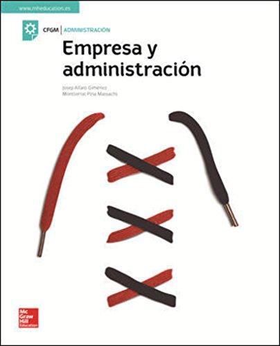 LA - EMPRESA Y ADMINISTRACION GM. LIBRO