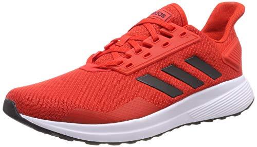 adidas Duramo 9, Scarpe da Fitness Uomo, Multicolore (Rojact/Negbás/Ftwbla 000), 44 EU