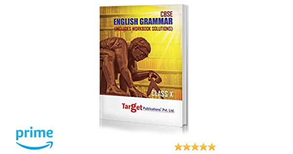 Class 10 English Grammar Notes (CBSE): Amazon in: Content