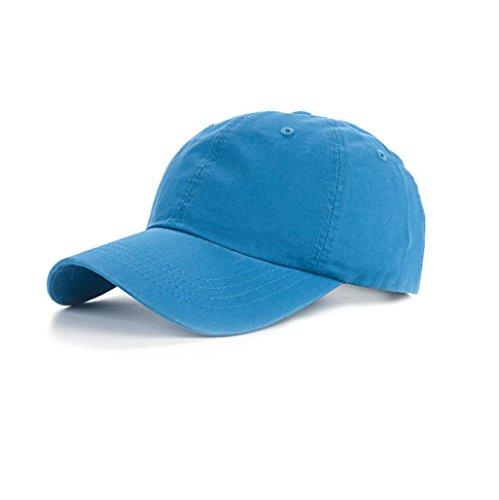 Funny hat Printemps Automne Unisexe Loisirs Simplicité Coton réglable Casquette Broderie/Solide Couleur Casual Sport Outdoor Snapback Baseball Cap