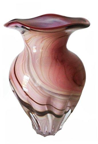 jarron-redondo-de-vidrio-colorato-decorativo-florero-de-cristal-soplado-a-boca-en-colour-rosa-beige-