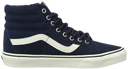 Vans Unisex-Erwachsene Sk8-Hi Reissue Hohe Sneakers Blau ((mlx) Winter/dress Blues)