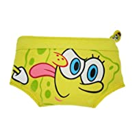 Trade Mark Collections SpongeBob Novelty Glow in the Dark Purse