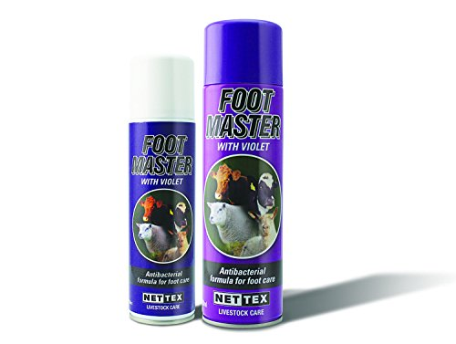 Net Tex Footmaster Spray with Violet, 500 ml 1