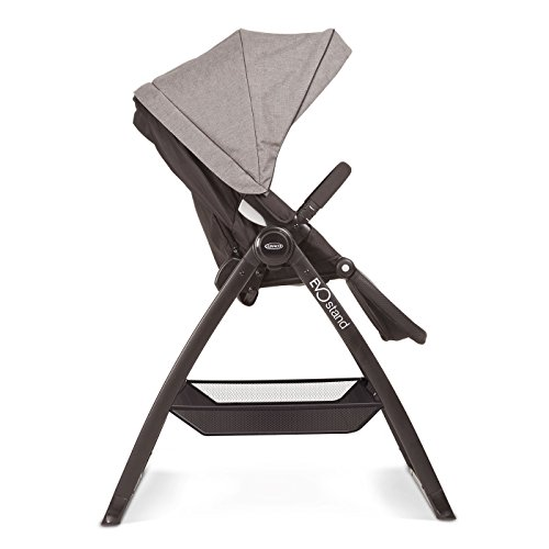 Graco Evo Carrycot Stand – Black