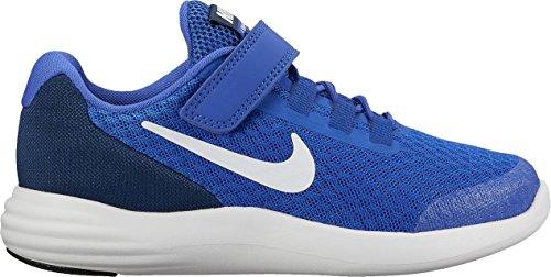 Nike 869964 400 Sneakers Garçon Nylon Bleu Bleu