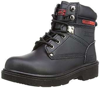 Blackrock sf08 chaussures de s curit adulte mixte noir black 37 eu commerce - Amazon chaussure de securite ...