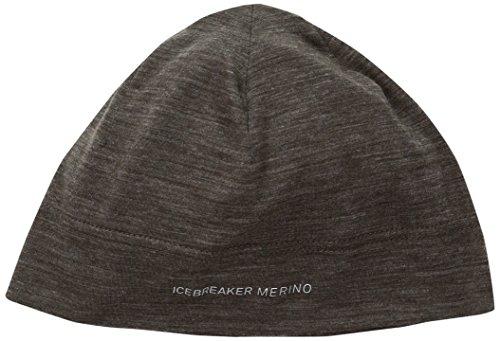 Icebreaker Flexi Beanie Kopfbedeckung Einheitsgröße Trail Heather