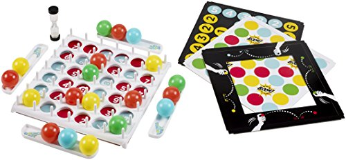 Bounce Off Blow Out Board Game by Mattel