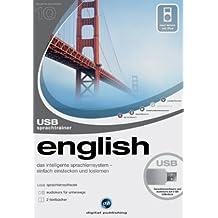 Interaktive Sprachreise V10: USB Sprachtrainer English