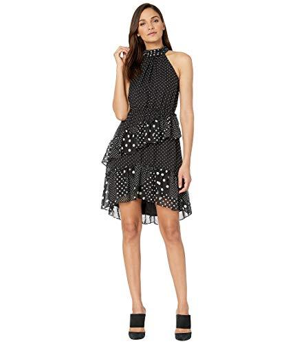 Betsey Johnson Women's Mixed Scale Dot Dress -