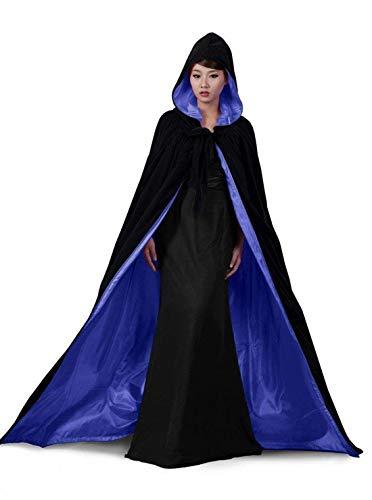 Vampir Kap Velvet Cape Erwachsene Halloween Kostüme Renaissance Cape Halloween Kostüme