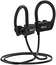 BasX Bluetooth Headphones with Mic V2