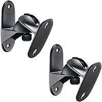 Meliconi Sound 50 Black - Coppia di supporti per casse acustiche - Arredamento - Confronta prezzi