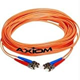 Axiom Memory Solutionlc Lc/Lc Multimode Duplex 62.5/125 Cable 2M - by Axiom Memory Solutionlc - Prod. Class: Network Hardware/Network Cable/Other