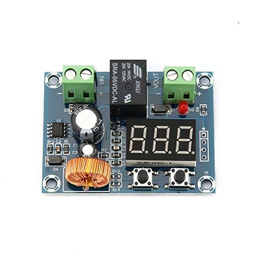 DERNON 12-36 V Batterie abgeschaltet Trennen Sie das Automatic Switch Recovery Protection Module schwarz -