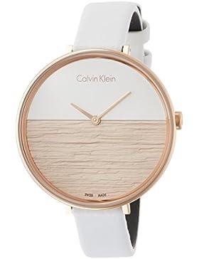 Calvin Klein Damen-Armbanduhr K7A236LH