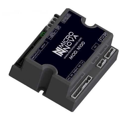 Scheda Micronova N100 boxata per stufe aria - PN100_A01